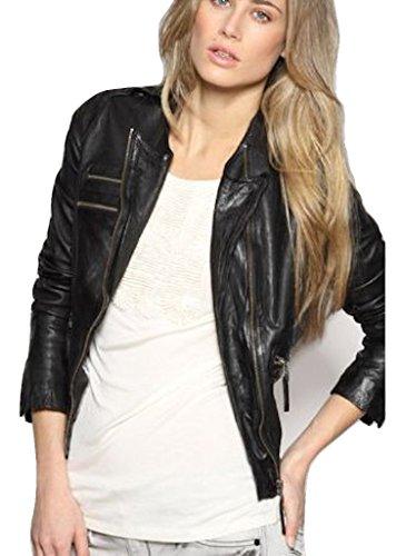 Sexy Kitana Leather Jacket