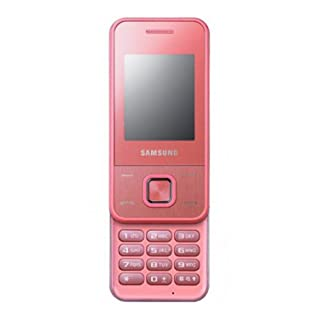 Samsung E2330 Unlocked Phone with Camera, FM Radio, and Music Player - Unlocked Phone - International Warranty - Fuchsia Pink