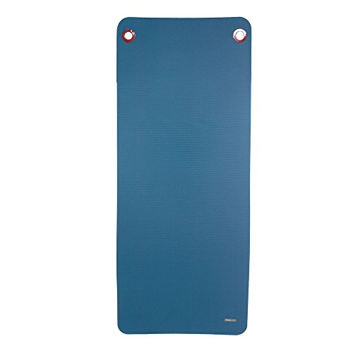 Power Systems Premium Hanging Exercise Mat, 56 x 23 x 3/8 Inches Thick, Ocean Blue (93836)