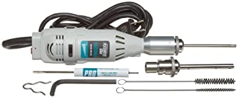 PRO Scientific PRO-PK-01200D Deluxe Micro-Homogenizing Package with Bio-Gen PRO200 Handheld Homogenizer, Flat-bottom and Saw-tooth Generator Probes, 5,000-35,000 rpm, 115V
