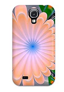 linJUN FENGSCkoXWD3808vQoTg AllenJGrant Awesome Case Cover Compatible With Galaxy S4 - 3d Flowers