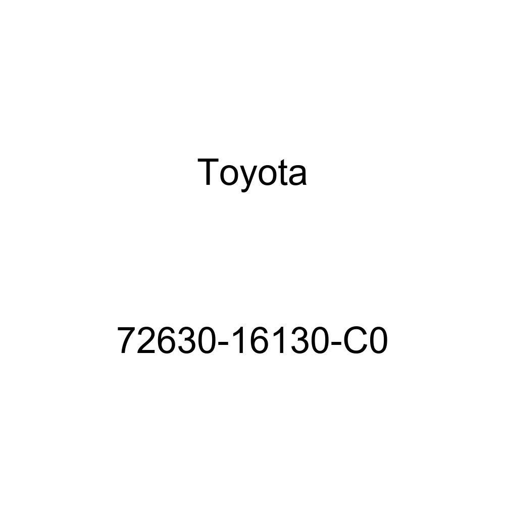 TOYOTA Genuine 72630-16130-C0 Seat Back Lock Assembly