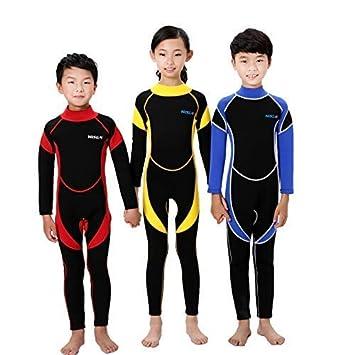 Amazon.com: Scubadonkey - Traje de neopreno para niños ...