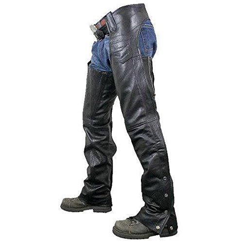Leather Chap Pants - 2