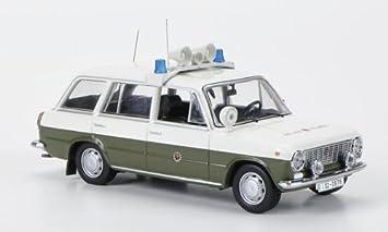 Lada 1200 Kombi Volkspolizei Modellauto 1:43 IST Models 2102