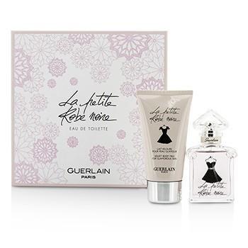 812ee8c4e37 Amazon.com   Guerlain La Petite Robe Noire Coffret  Eau De Toilette Spray  30ml 1oz + Body Milk 75ml 2.5oz 2pcs   Beauty