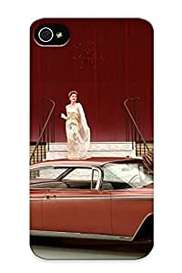 IVyhpjn3249gSrzU Tpu Case Skin Protector For Iphone 4/4s 1959 Buick Invicta Hardtop Coupe (4637) Retro With Nice Appearance For Lovers Gifts