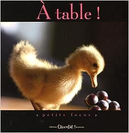 Amazon Fr A Table Chocolat Jeunesse Livres