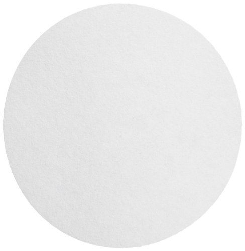 Ahlstrom 6150-2700 Qualitative Filter Paper, 27cm Diameter, 25 Micron, Fast Flow, Grade 615 (Pack of 15) by Ahlstrom