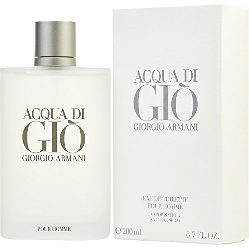ACQUA DI GIO By Giorgîo Armanî Eau De Toilette Spray 6.7 fl.oz for - Gio Men Armani