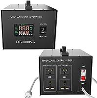 変圧器 2000VA-5000VA 100V/110V-220V/240V アップトランス ダウントランス海外国内両用型変圧器 降圧・昇圧兼用型 変圧器 ポータブルトランス 海外機器対応 自由変換