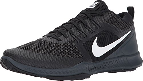 Nike Mens Zoom Domination Cross Training Shoes Black/Anthracite/White 917708-001 Size - Nike Training Turf Zoom