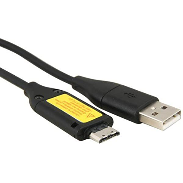 WB P S PL Series SUC-3 SUC-5 SUC-7 Data Transfer /& Charging Cord Keple USB Charger /& Data Cable for Samsung Digital Camera EX SL ST SH L