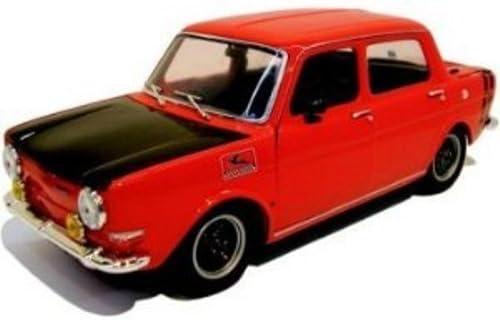 Escala 1:18 185700 Norev Maqueta Simca 1000 Rallye I de 1971