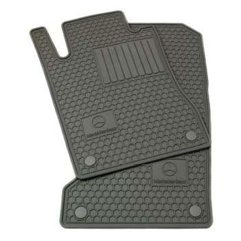 Genuine mercedes benz all season floor mats for Mercedes benz glk 350 floor mats