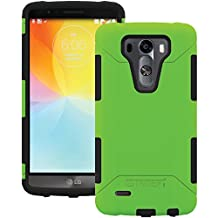 Trident Case Aegis Series Case for LG G3 - Retail Packaging - Green