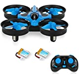 Goolsky JJR/C H36 2.4G 4CH 6-Axis Gyro 3D-Flip Headless Mode RC Quadcopter Drone Includes Bonus Battery