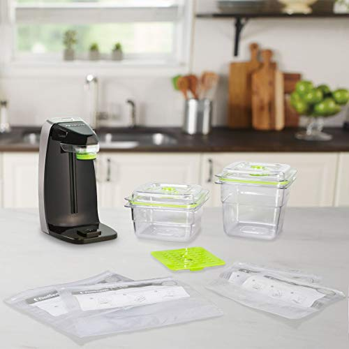 FoodSaver FM1510-000 Fresh Food Preservation System, Black