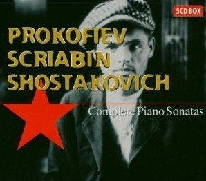 Prokofiev / Scriabin / Shostakovich: Complete Piano Sonatas (The Stone Roses The Complete Stone Roses)