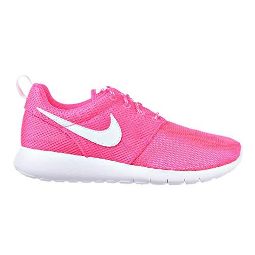 Hyper Nike Scarpe One Ginnastica da Gs Roshe Bambino Unisex White Pink Pq8AwPg