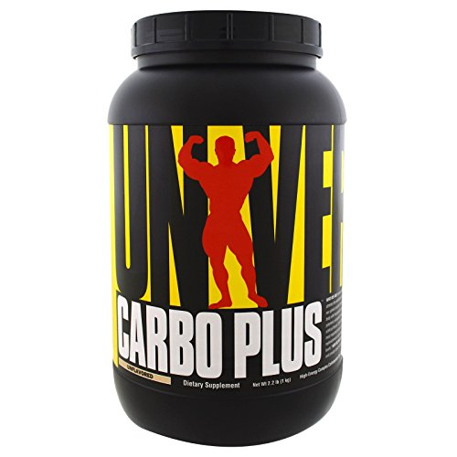 Universal Nutrition System Carbo Plus 2.2-pound Bottle, Unflavored