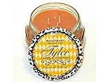Tyler Glass Jar Candle - 22 Oz Long Burning Scented Candle – Pumpkin Spice Fragrance