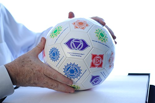 Cognomovement Soccer Ball Style + 1-Year Subscription | See Video Below | Physical & Mental Exercise Ball | Promotes Healthy Eating - Managing Stress Caused Emotional Eating | Boost Mental Acuity by Cognomovement (Image #4)