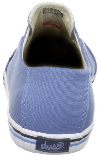 DVS Shoes Benny D/SG/BENNY SP Damen Sneaker Blau/Blue Canvas