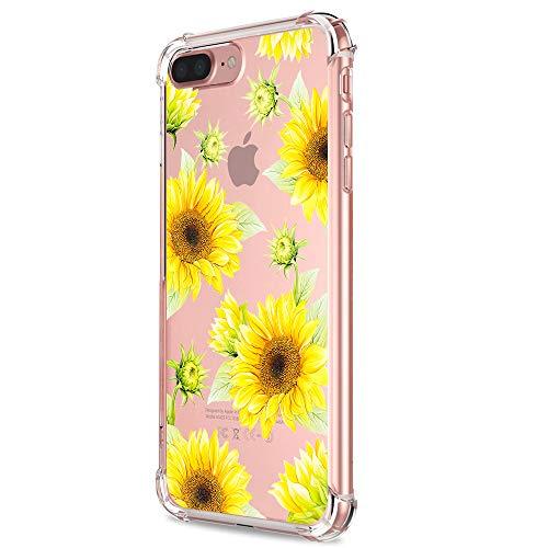 Étui Transparente Ultra Crystal Plus Tpu Clair Motif Iphone Qissy Protection Souple Apple Color Coque Silicone Housse Avec Pour 7 Mince 5 waqv7aF0