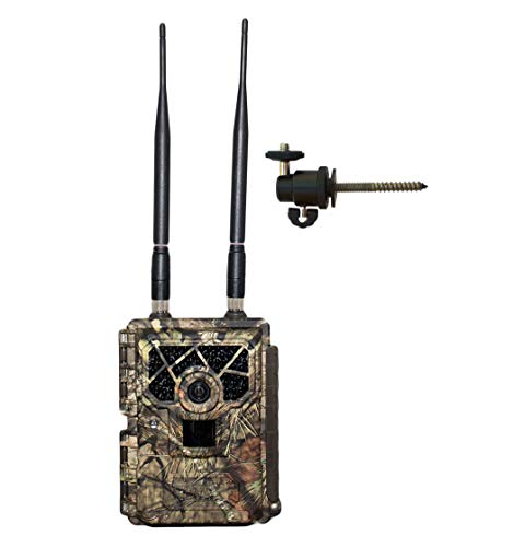 Covert LTE 4G Trail Camera with Freedom Mount (ATT LTE)