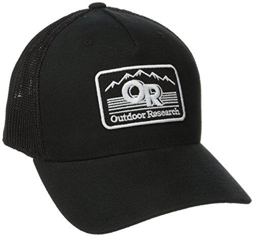 Outdoor Research Advocate Trucker Cap, Black, 1Size