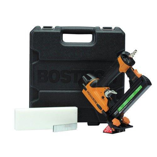 Factory-Reconditioned BOSTITCH U/EHF1838K 18-Gauge Hardwood Flooring Stapler (Pneumatic Hardwood Flooring)