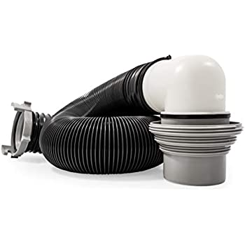 Amazon.com: Camco 10ft RV Sewer Hose Kit with Pre-Attached