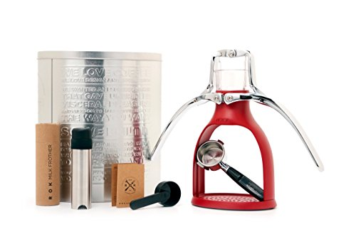 Used, ROK ROKMAKERRED Presso Manual Espresso Maker, 12.2 for sale  Delivered anywhere in USA