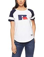 Russell Athletic Women's Raglan T-Shirt