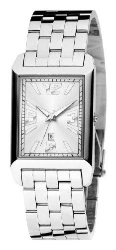 Orphelia 153-7001-88 Men's Analog Quartz Watch with Steel Bracelet