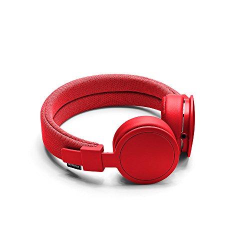 Urbanears Plattan Headphones Tomato 4091046