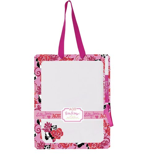 lilly pulitzer dry erase board - 4