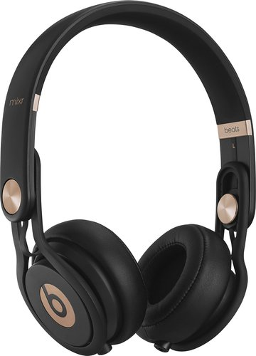 Beats by Dre Mixr High-Definition Headphone Gold, One Size