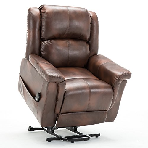 ComHoma Power Lift Recliner Chair with Heated Massage Electric Lounge Living Room Sofa Luxurious ...