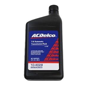 Transmission Fluid Color >> Amazon.com: Genuine GM Fluid 88900925 T-IV Automatic Transmission Fluid - 1 Quart: Automotive