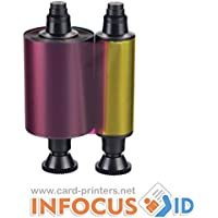 ID Card Printer Ribbon, Full Color