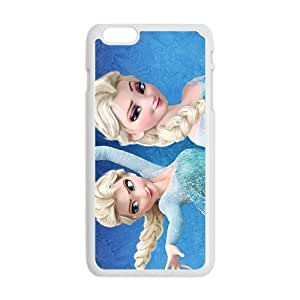 Happy Frozen fresh lovely girl Cell Phone Case for iphone 6