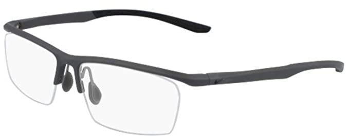 Amazon.com: Gafas de sol NIKE 7929 025 MATTE DARK GREY: Clothing