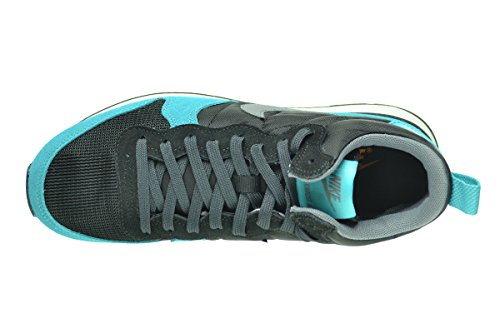 Zapatillas Hombre Nike Internationalist Mid Negro / Gris-dusty Cactus-anthracite 682844-003