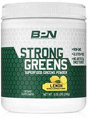 Protein & Meal Replacement: BPN Strong Greens
