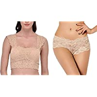 Modish Collection Cotton Lycra Breathable Full Coverage Women's Boy Shorts/Boxer for Girls/Long Panty/Shots/Casual Stretchy Underwear for Girl's