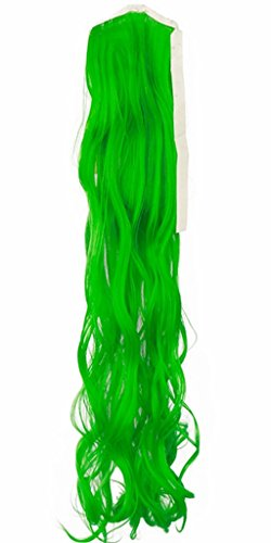 28 inch curly extension clip in - 4