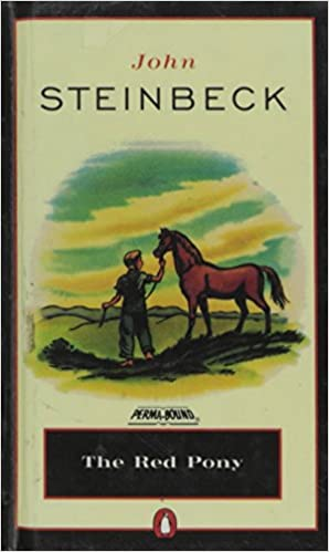 Red Pony Signed John Steinbeck Limited First Edition      Rare Book