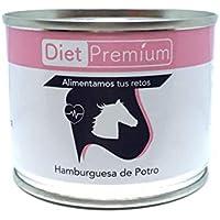 Diet Premium Hamburguesa de Potro - 100 gr